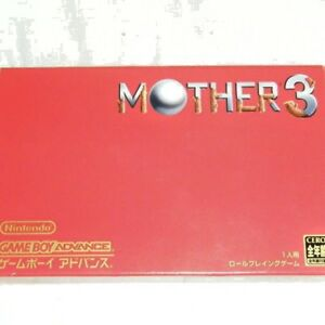 Details about Mother 3 Japanese GBA Earthbound
