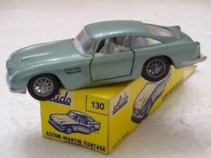 Solido 130 Aston Martin Vantage En Boite Echelle 1/43