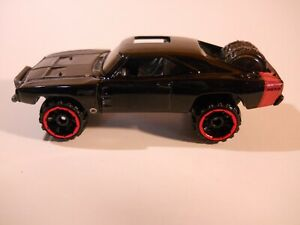 Hot-Wheels-1-64-1970-Dodge-Charger-034-Fast-and-Furious-034-Black-2016