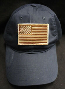 c36fadc217957 Nike Golf Unstructured Navy Twill Dad Hat With Desert Storm American ...