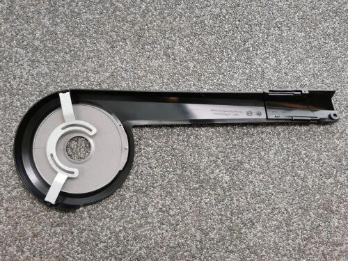 schwarz//grau Kettenschutz Hesling Move 4.2 Bosch 3 Generatin