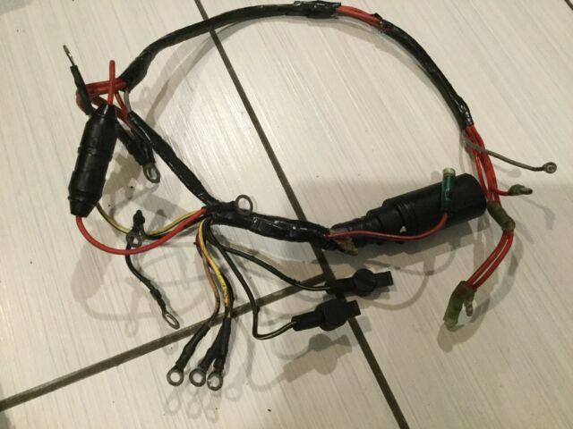 1997 Mercury 150HP HARNESS ASSEMBLY, Engine Wiring 826730A 4