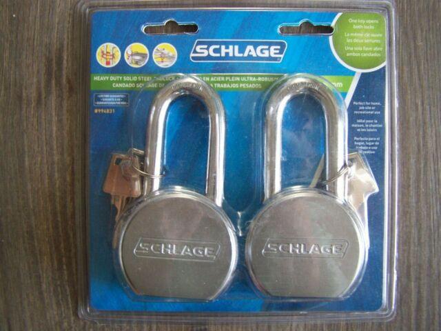 Master Lock 1479TAT Receiver Lock 2 Pack