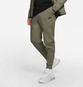 Nike-Sportswear-Tech-Fleece-Verde-Taglia-Media-Rrp-79-95-30