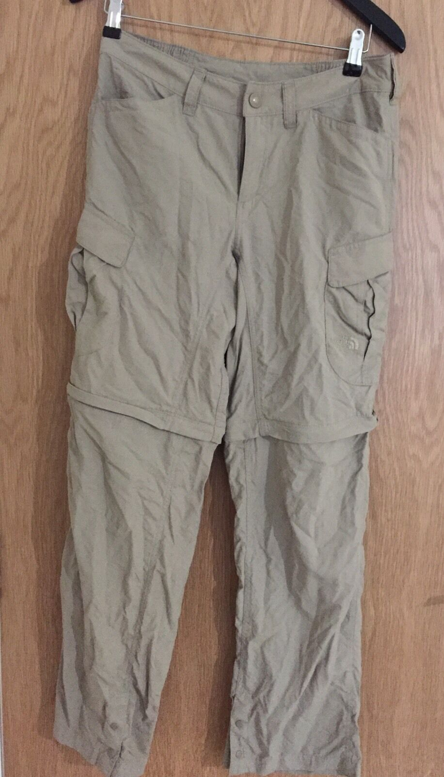 Transforming hiking trousers North Face
