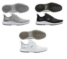 Puma Ignite Nxt Disc Golf Shoes 192245 03 Grey Gold Size 9 For Sale Online Ebay