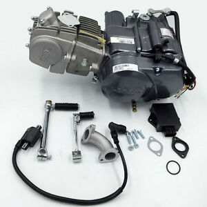 Lifan 150cc Oil Cooled Engine Motor Sdg Ssr 107 110 125 Pit Bike