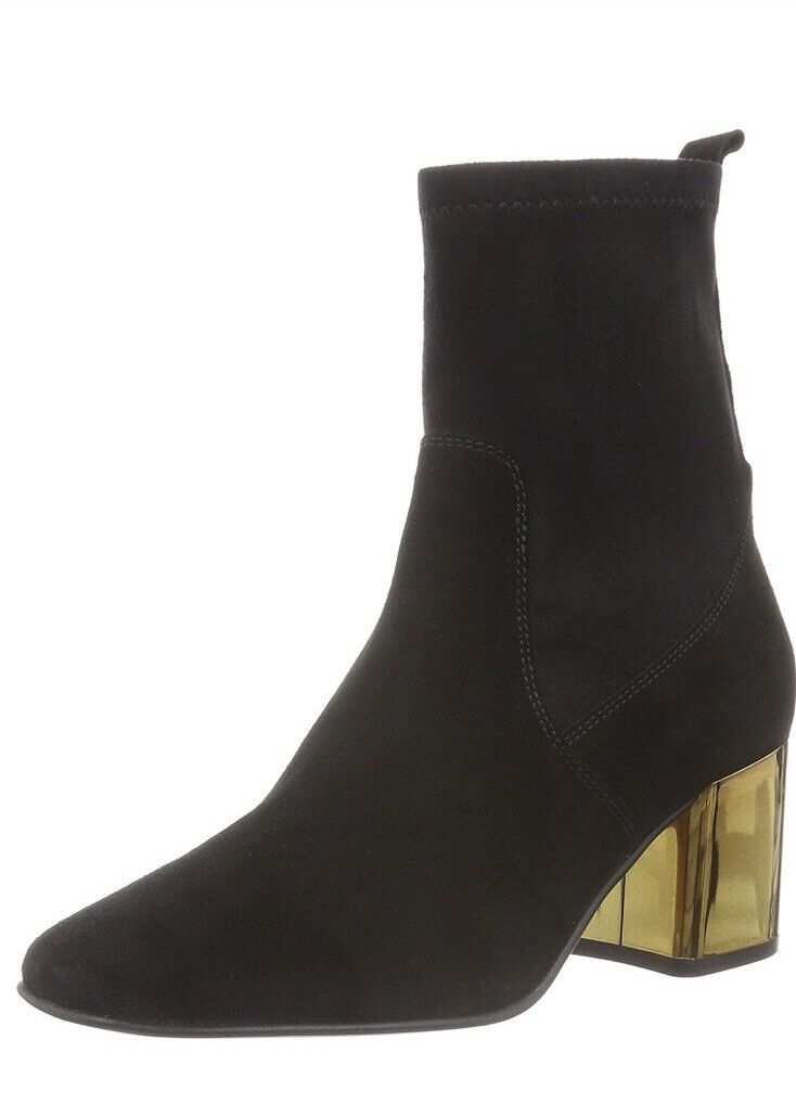 Carvela Donna SLICK NP Stivaletti, UK Nero, 40 EU 7 UK Stivaletti, 11980d