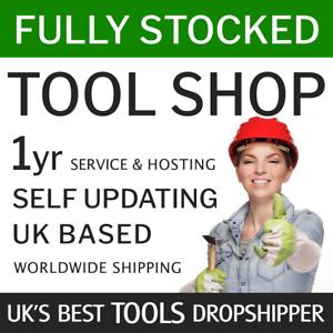 Dropship-Tools-UK-World-Fully-Stocked-eCommerce-Store-Website-1year-service