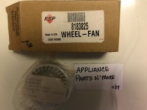 NEW-WHIRLPOOL-MICROWAVE-FAN-WHEEL-8183825-FREE-SHIP