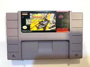 Urban-Strike-SUPER-NINTENDO-SNES-Game-Tested-Working-amp-Authentic