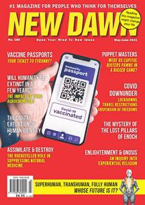 New Dawn Magazine 186 (May-June 2021)