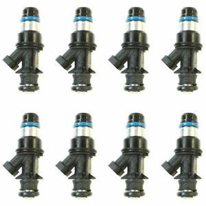 8pcs OEM Delphi fuel injector  For 1999-2007 GM GMC Chevy Truck 4.8L 5.3L 6.0L