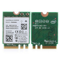 Intel Dual Band 2.4/5GHz Wireless 8260 AC NGW NGFF Wifi Card 867M Bluetooth 4.2