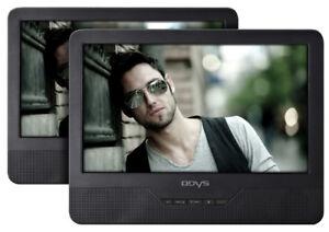 Odys-Seal-9-tragbarer-DVD-Player-mit-zusaetzlichem-drehbarem-Bildschirm-23-cm