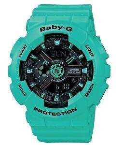 Casio Baby-G * BA111-3A Anadigi Green Watch for Women COD PayPal Ivanandsophia