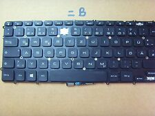 DELL ULTRABOOK XPS 12/13 - L221X L321X L322X qualsiasi chiave 3 DIFF Clip UK Ger Us