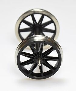 Dingler-1-Meter-Speichenradsatz-schwarz-NEM-1-32-1Z-182-01