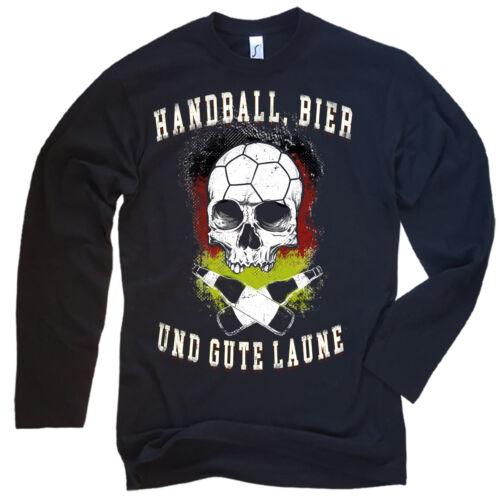 US HANDBALL /& Bière Allemagne Germany coupe du monde maillot 2019 FAnshirt noir