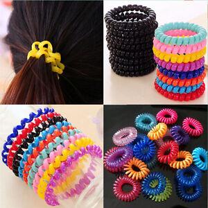 10X,Chouchou,Ressort,Bracelet,Elastique,Fil,Telephone,Accessoire,