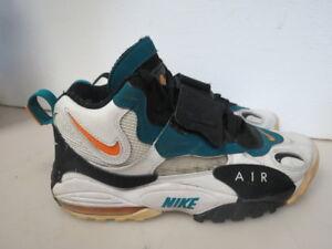 b800fc8151 Nike Air Max Speed Turf Miami Dolphins Dan Marino 525225-100 Size ...