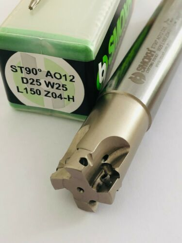 Mitsubishi NEW End Mill SMOXH AKKO D25 L=150 Z4 for Insert AO..1236.