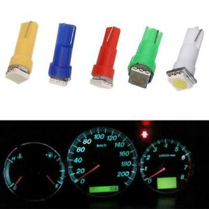 10x-Car-Indicator-Lamps-T5-5050-1SMD-70-74-Led-Dashboard-Bulbs-Instrument-P-Top