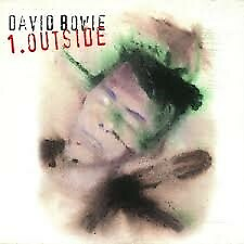 David Bowie: 1.Outside, rock, Cd i god stand