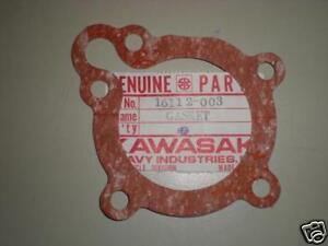 NOS Kawasaki KZ400 EX250 EL250 Oil Strainer Cover Gskt