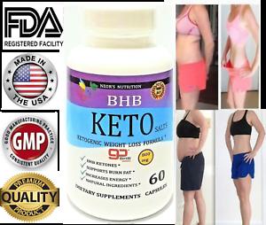 Haifischbecken Keto Diat Pillen Bhb Fat Burner Beste Gewichtsverlust Ketogenic Supplement Ebay