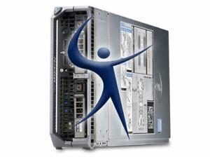 Dell-PowerEdge-M630-Blade-2x-8-Core-2-40GHz-128GB-RAM-2x-1-2TB-HDD
