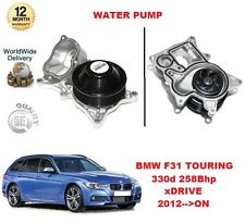 FOR BMW 330 d xDRIVE F10 TOURING 2012-- ON 258 BHP WATER PUMP