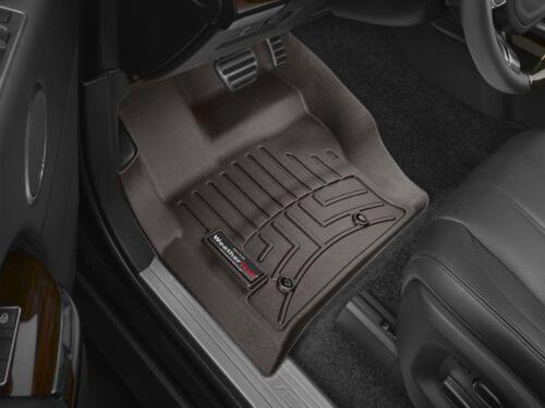 2013-2017 Cocoa WeatherTech Floor Mats FloorLiner for Land Rover Range Rover