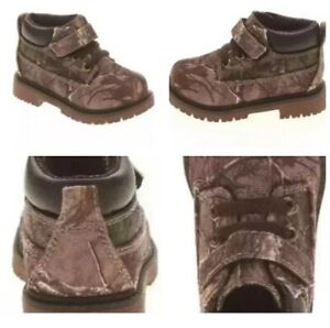 660923c255a Details about Garanimals Toddler Boys Camouflage Boots 4,5,6