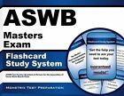 ASWB Masters Exam Flashcard Study System 9781609712228 Cards