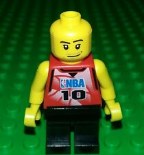 *NEW* Lego NBA Basketball Player No.10 Minifigure Dude Figure Man x 1