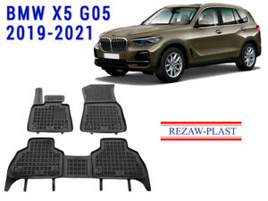 All Weather Floor Mats Liners Set For BMW X5 G05 2019-2021 ...