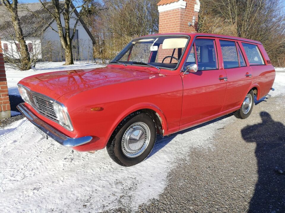 Ford Cortina 1,6 De Luxe Estate Benzin modelår 1968 km 73000