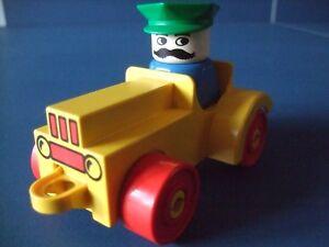 Lego Ais Interlego Duplo Auto Depoca Con Autista Ebay