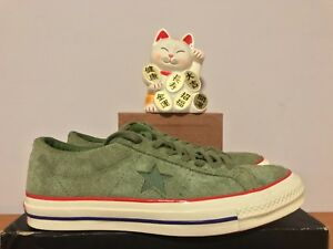c10abb892d9e Converse x Undefeated One Star Ox Capulet Olive New Size 9 158894C ...