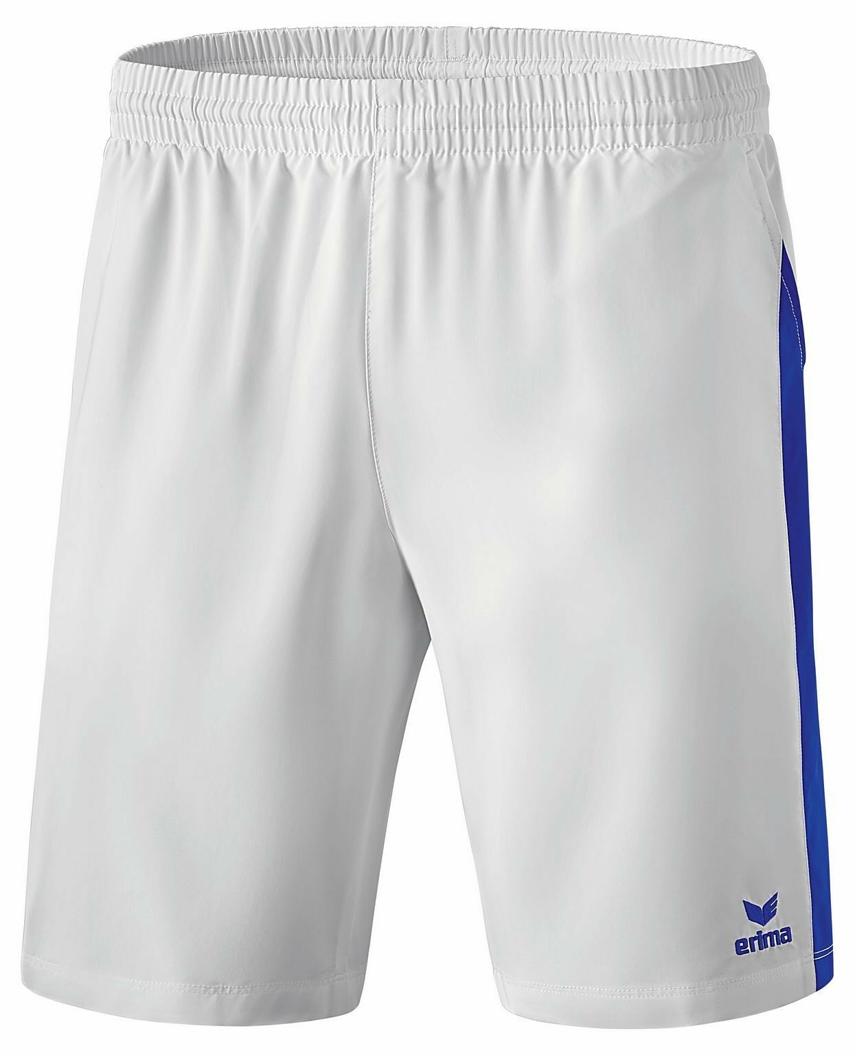 Erima Masters Short Men's White Mazarine bluee Short NEW