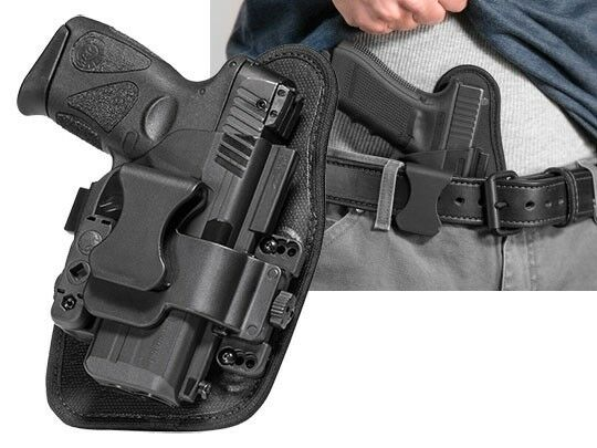 Alien Gear Gear Alien Holsters ShapeShift Appendix Carry Holster 5bb343