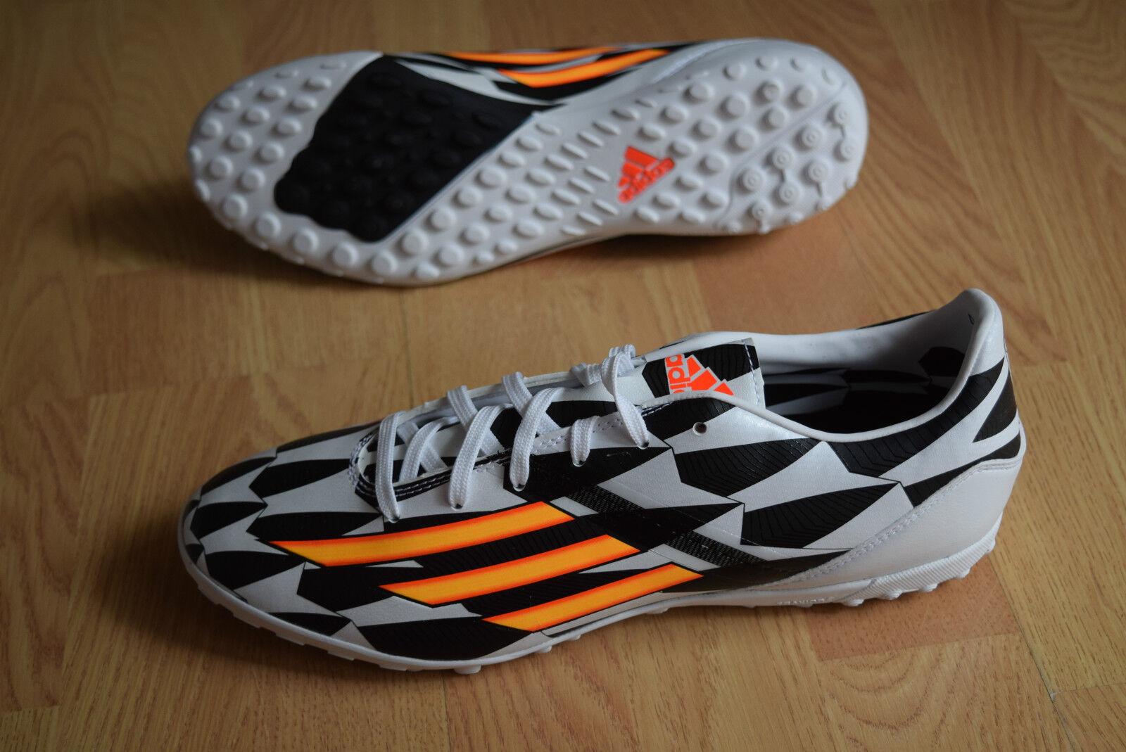 Adidas F10 TF (WC) 40 42,5 44,5 45 47 Zapatos de fútbol m18374 WORLD CUP F50