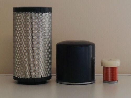 Kubota  B1610 Filter Service Kit