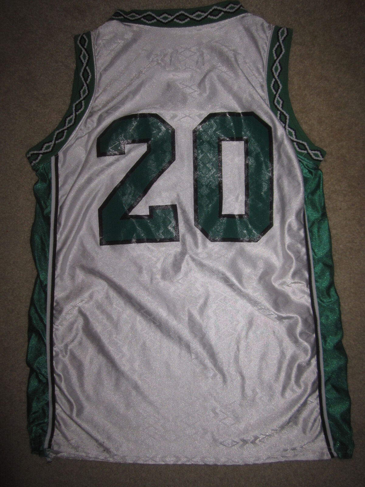 St Mary's  20 20 20 Basketball Trikot M-MEDIUM bbf83f