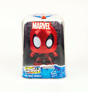 Deadpool-Marvel-Mighty-Muggs-Hasbro-3-75-034-Vinyl-Figure-6-NEW-in-Stocks