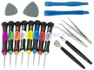 16 in 1 Repair Tool Kit for iPhone iPad iPod PSP HTC Samsung Galaxy Mobile Phone