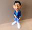 SERGE-GAINSBOURG-caricature-en-resine-peinte-main-statue-figurine-collector miniature 1