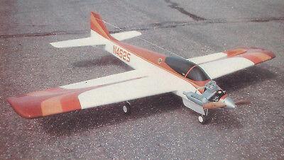 Tavis Aerobatic Pattern and Sport Plane Plans Instructions 58ws Templates