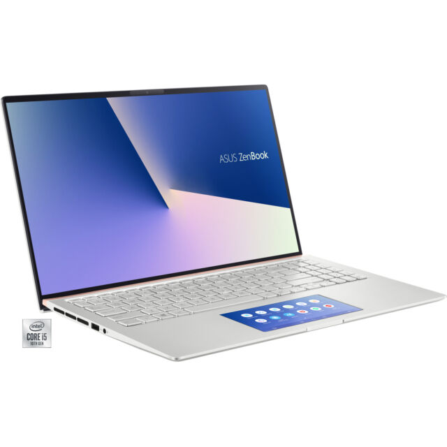 "ASUS  ZenBook 15 (UX534FAC-A8048T) 15,6"" Full HD Notebook Intel Core i5 8GB RAM"
